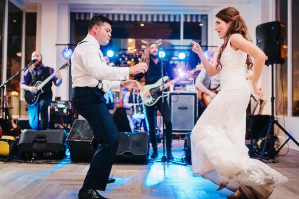 quirk hotel wedding band
