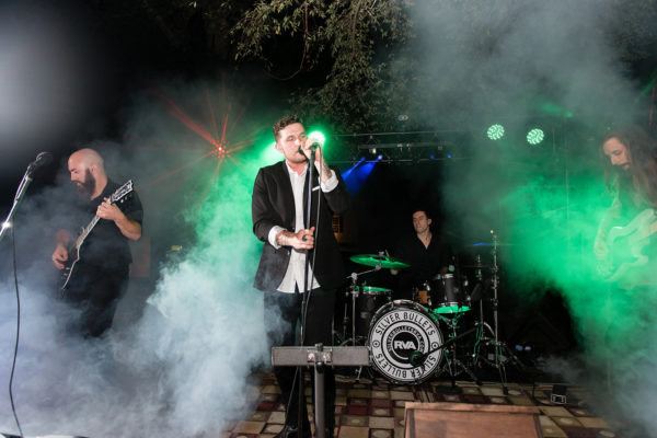 silver bullets your premiere wedding and party band